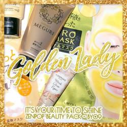 Pack Beauté (Golden Lady -...