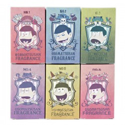 Set Parfum Osomatsu-San