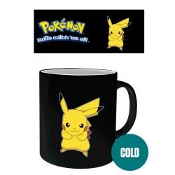 Mug Pikachu magique