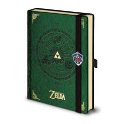 The Legend Of Zelda logo...